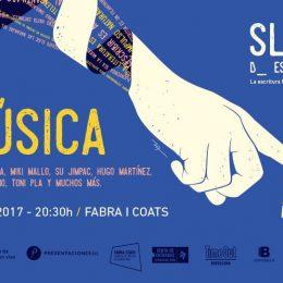DANI ORVIZ PRESENTADOR DEL SLAM DE ESCRITURA MUSICAL