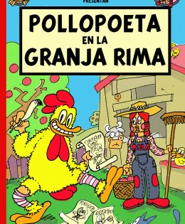 POLLOPOETA EN LA GRANJA RIMA (Espectáculo infantil)